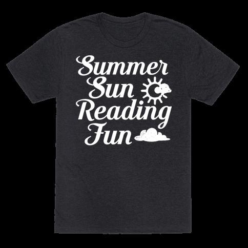 Summer Sun Reading Fun