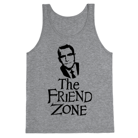 The Friend Zone Tank Top