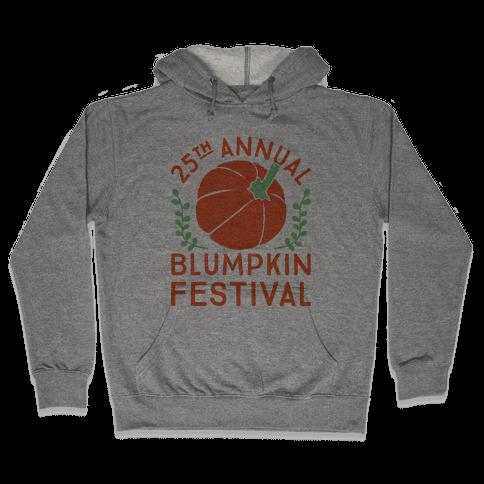 Blumpkin Festival Hooded Sweatshirt