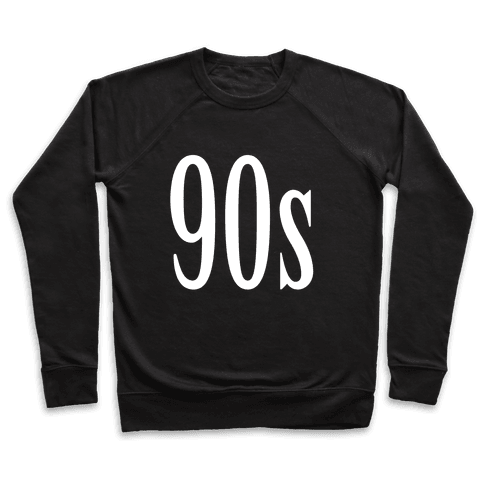 90's Pullover