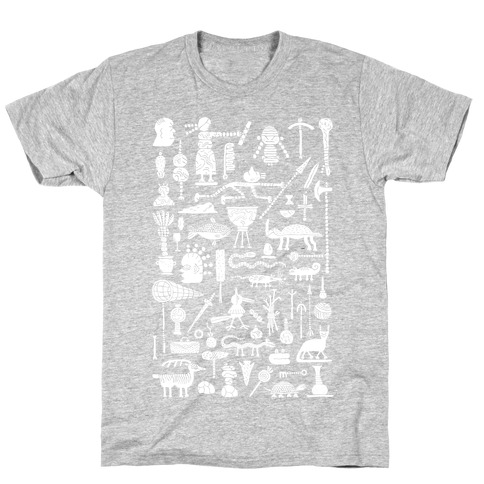 Ancient Tools Mens T-Shirt