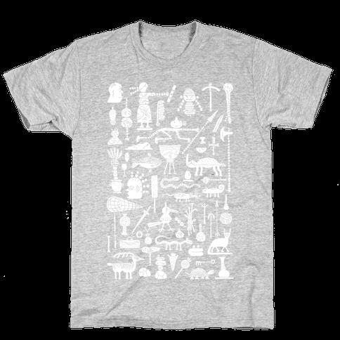 Ancient Tools Mens T-Shirt