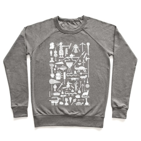 Ancient Tools Pullover