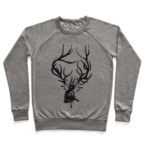 A Jackalope's Lullaby Pullover