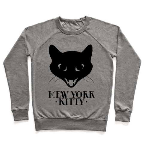 Mew York Kitty Pullover