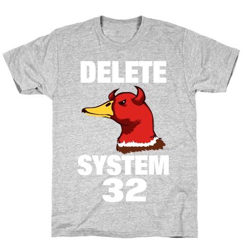 Malicious Advice Mallard T-Shirt