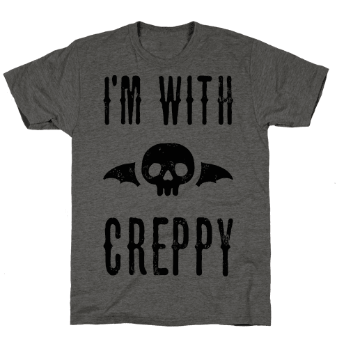I'm With Creppy
