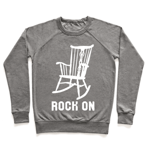 Rock On Rocking Chair Pullover
