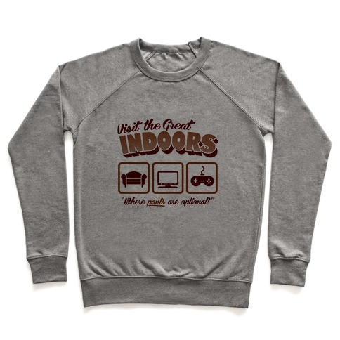Visit The Great Indoors! Pullover