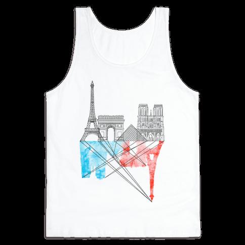 Paris Tank Top