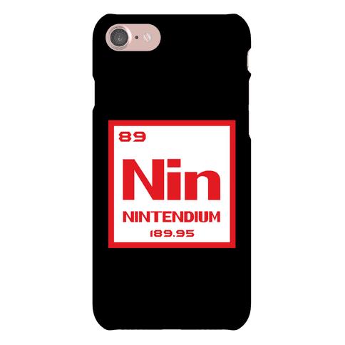 Nintendium Phone Case