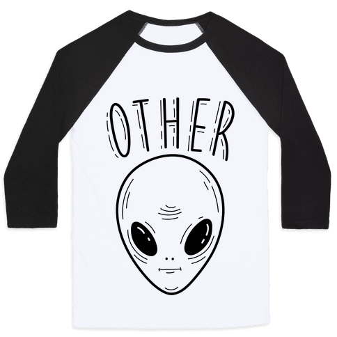 Other Alien Baseball Tee