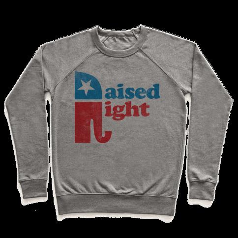 RAISED RIGHT (VINTAGE) Pullover
