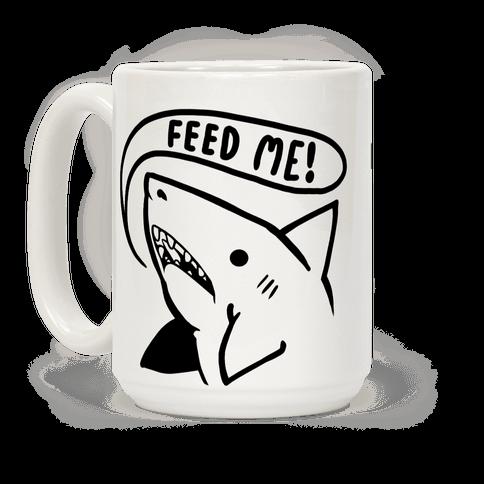 Feed Me Shark