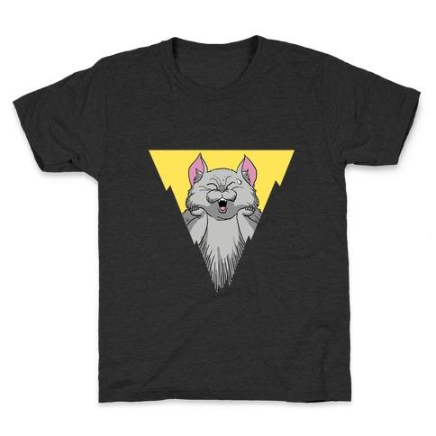 Anime Cat Kids T-Shirt