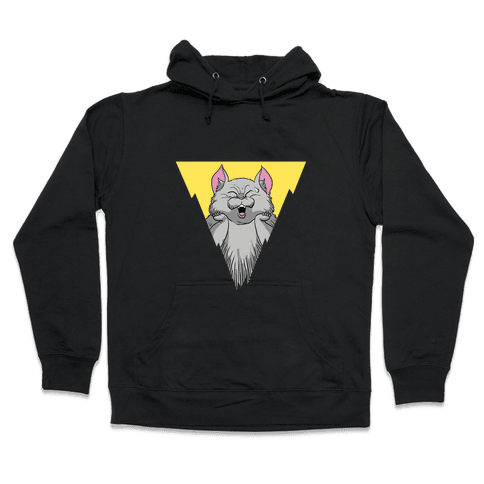 Anime Cat Hooded Sweatshirt