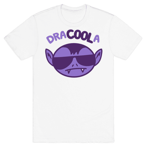 Dra-COOL-a Mens T-Shirt