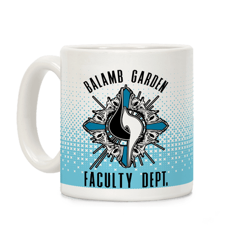 Balamb Garden Faculty Coffee Mug