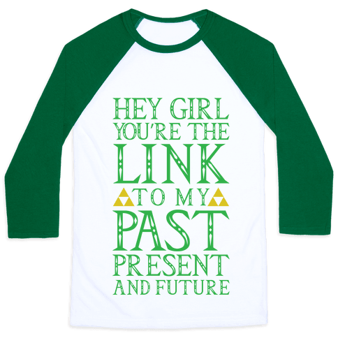 You're the Link to my Past