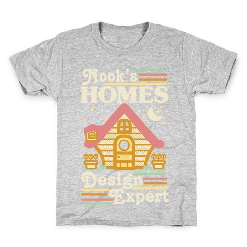 Nook's Homes Design Expert Kids T-Shirt