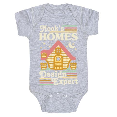Nook's Homes Design Expert Baby Onesy