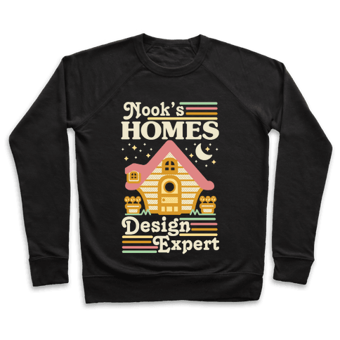 Nook's Homes Design Expert Pullover