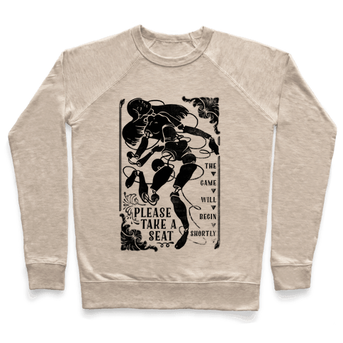 Death Parade Doll Pullover