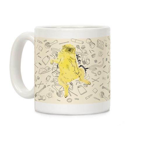 Slut Pride - Pug Coffee Mug