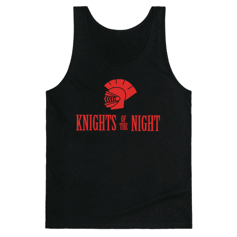 Knights of the Night Tank Top