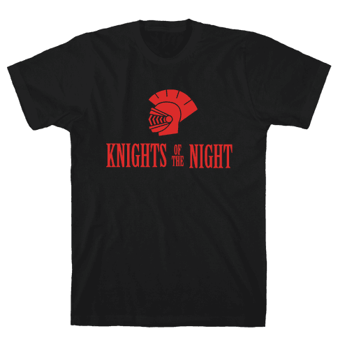 Knights of the Night Mens T-Shirt