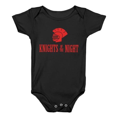 Knights of the Night Baby Onesy
