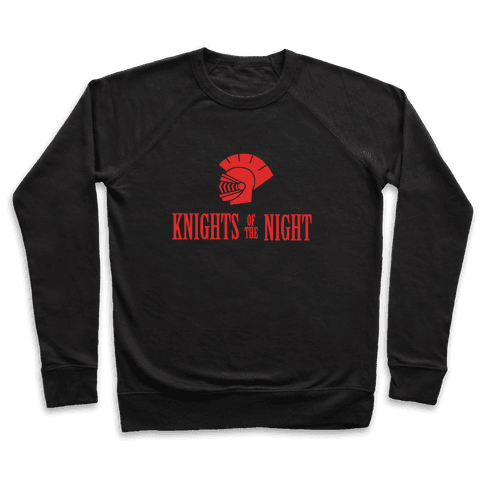 Knights of the Night Pullover