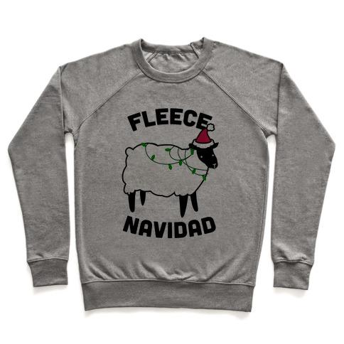 Fleece Navidad Pullover