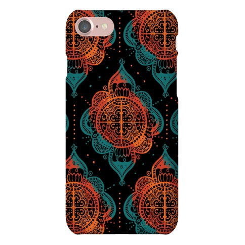Rangoli Inspiration Pattern Phone Case