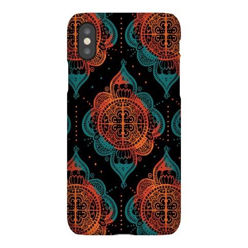 Rangoli Inspiration Pattern Phone Case