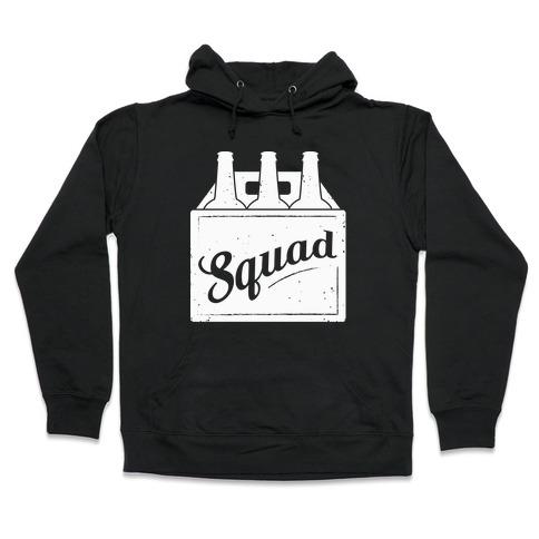 Squad Hooded Sweatshirt