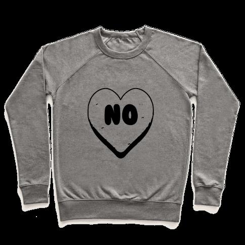 Valentine's Day Heart No Pullover