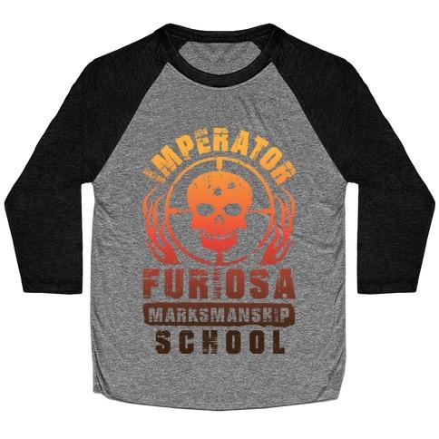 Imperator Furiosa Marksmanship School Baseball Tee