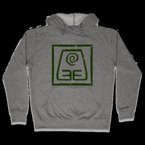 Earth Bender Hooded Sweatshirt