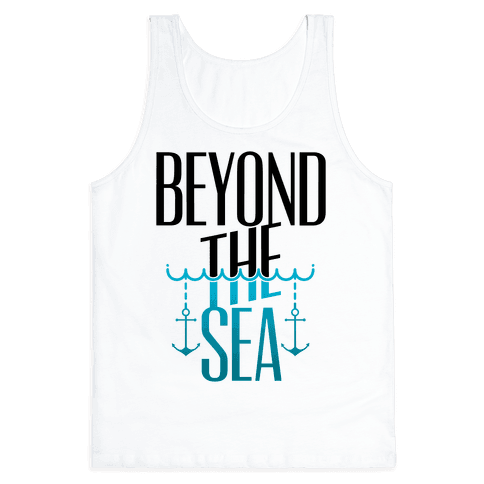 Beyond The Sea Tank Top
