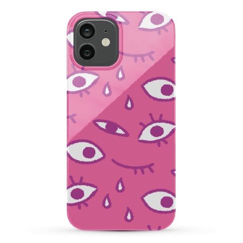 Eyes pattern Phone Case