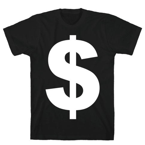Money Mens T-Shirt