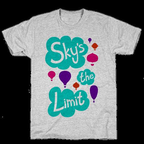 Sky's The Limit Mens T-Shirt