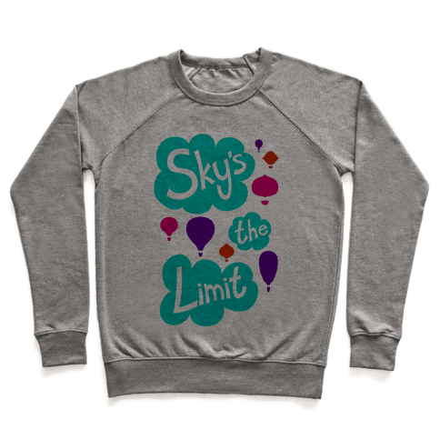 Sky's The Limit Pullover