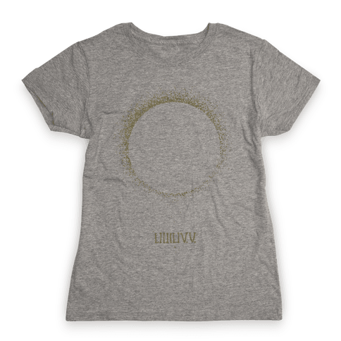 Total Eclipse Countdown Womens T-Shirt