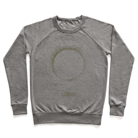 Total Eclipse Countdown Pullover