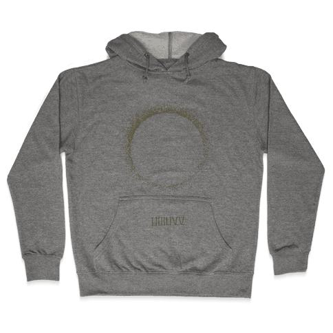 Total Eclipse Countdown Hooded Sweatshirt