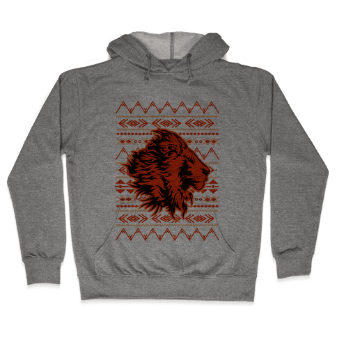The King Hooded Sweatshirt