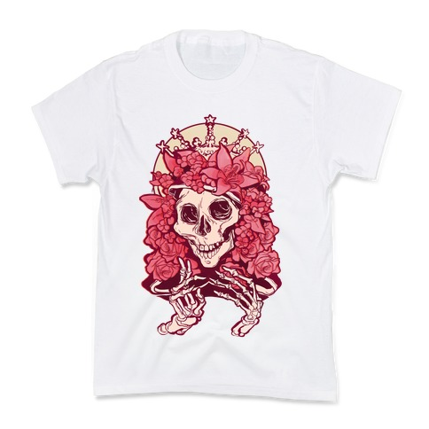 Mother's Lovely Skull Kids T-Shirt