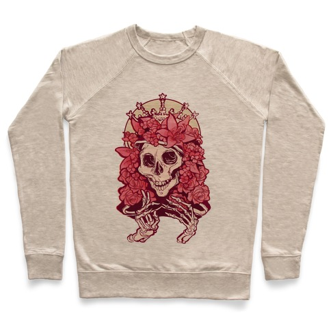 Mother's Lovely Skull Pullover